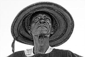 Dogon Man, Mali