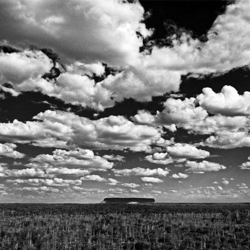 Mount Connor, Central Australia